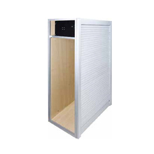 Hot Sale Anodised Finish Aluminum Kitchen Indoor Rolling Shutter Door