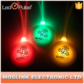 Promotional Gifts Logo Customized Led Christmas Light Necklace