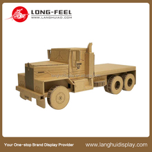 cheap and interesting cardboard crafts for kids freight car