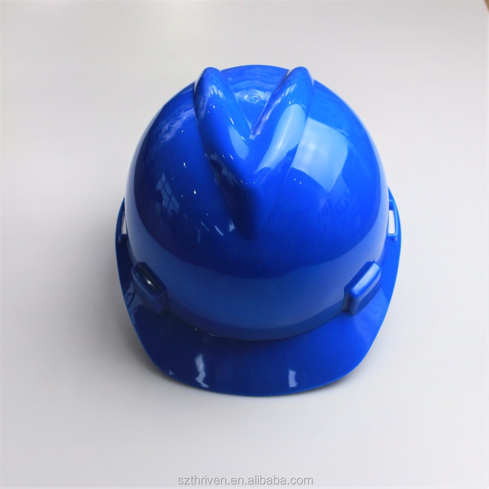 PE industrial construction safety helmet