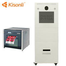 2017 Photo Printing Vending Machine Portable Photo Booth Case/Shell/Enclosure Rental for Weddings