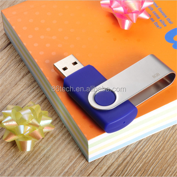 Novelty Import 16Gb Swivel Usb Flash Disk