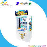 Coin operated /Bill acceptor CHEAP key master game machine hot sale in UK