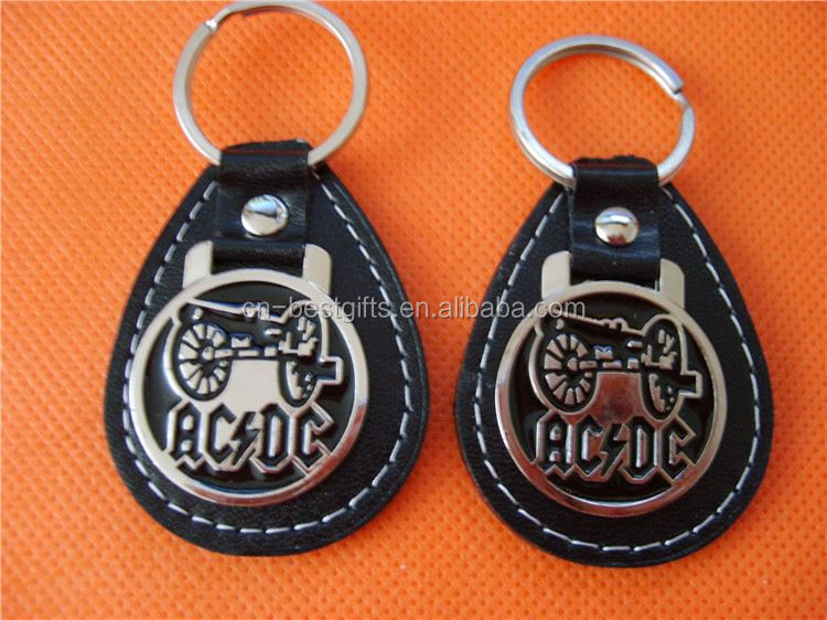 FACTORY DIRECTLY Trendy style brand logo key chain with different size