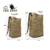 Canvas Military Duffle Multifunctional Tactical Backpack Army Sports Outdoor Bag