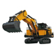 15 Ton rc hydraulic excavator XE150D gold digger machine