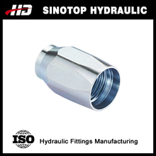 hydraulic reusable hose fitting 00518 ferrule
