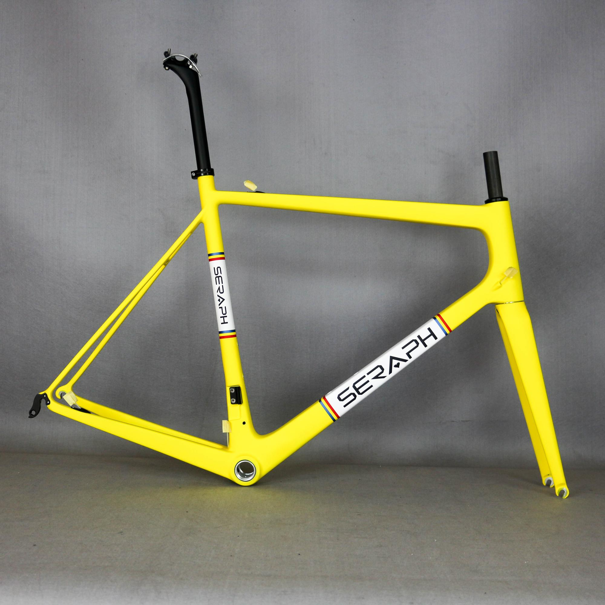 Di2 Compatible Super Light T1000 Carbon Fiber Road Bike Frame Hot Model FM686 Carbon Bicycle Frame From China
