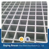 Corrosion resistant frp fiberglass molded grating for walkway