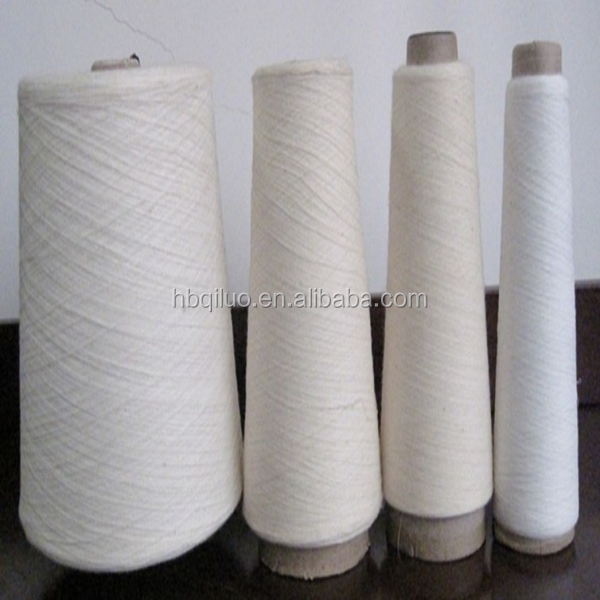 Indonesia Wholesalers Import China Cotton Yarn and Top Exporters 50/ 50 Blended Virgin Polyester and Combed Cotton Yarn Egypt