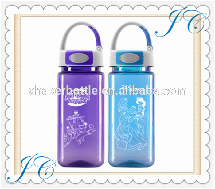 Promotion Plastic PC Drinking Water Bottle Space Cup BPA FREE 650ml Water Bottle for Kids
