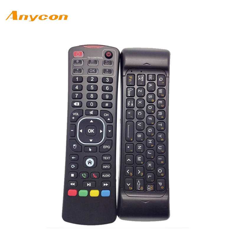 low cost smart black dish tv remote control