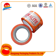 Chinese venture tape PACKING TAPE adhesive tape for freezer