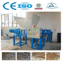 Plastic & Rubber Shredding Machine/Double-shaft Shredder