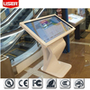 China public floor standing digital signage credit card ce/rohs/fcc/ul