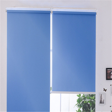 Easy pulling up and down blackout fabric roller blind