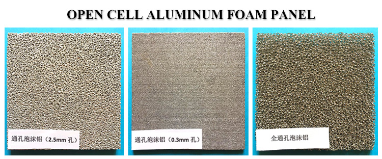 200 PPI Chromium nickel foam