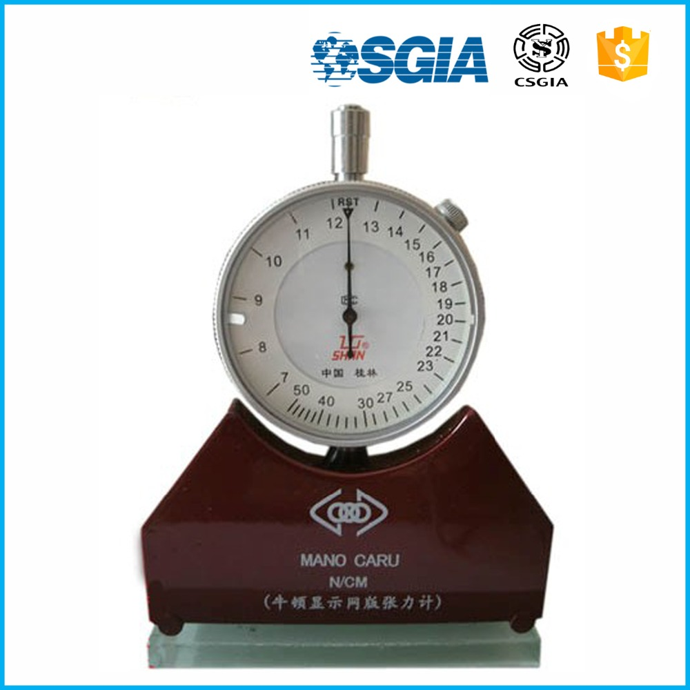 Yarn Silk Wire Screen Tension Meter