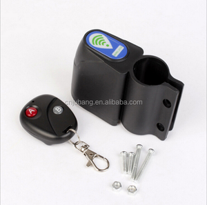 New Arrival wireless remote bicycle anti theft alarm / Remote Wireless Bike Alarm / wireless bicycle alarm for bicycle