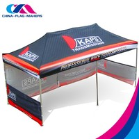 custom outdoor event used 3mx6m aluminum fold tent for sale