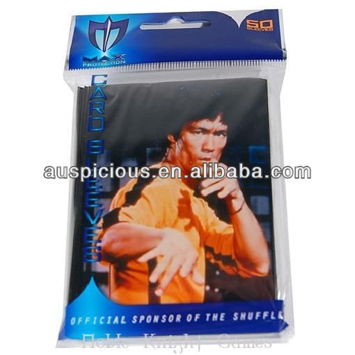 Bruce Lee magic BCW penny sleeves card sleeves