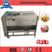 300-500KG/H Full Automatic Apple & Tomato Washing Machine