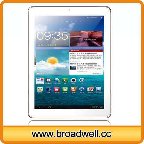 High Quality 9.7 inch Allwinner A20 Dual Core Android Tablet 9.7 inch