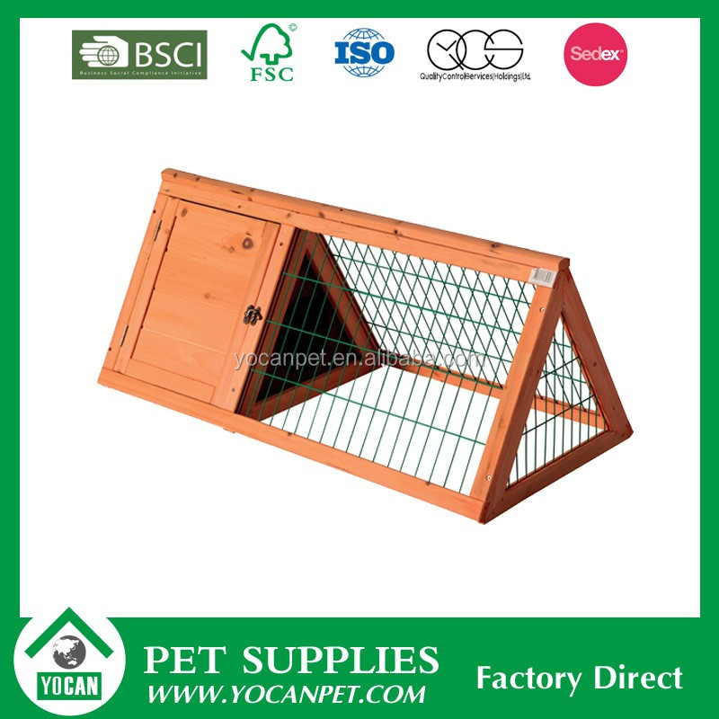Eco-friendly China commercial rabbit house for sale