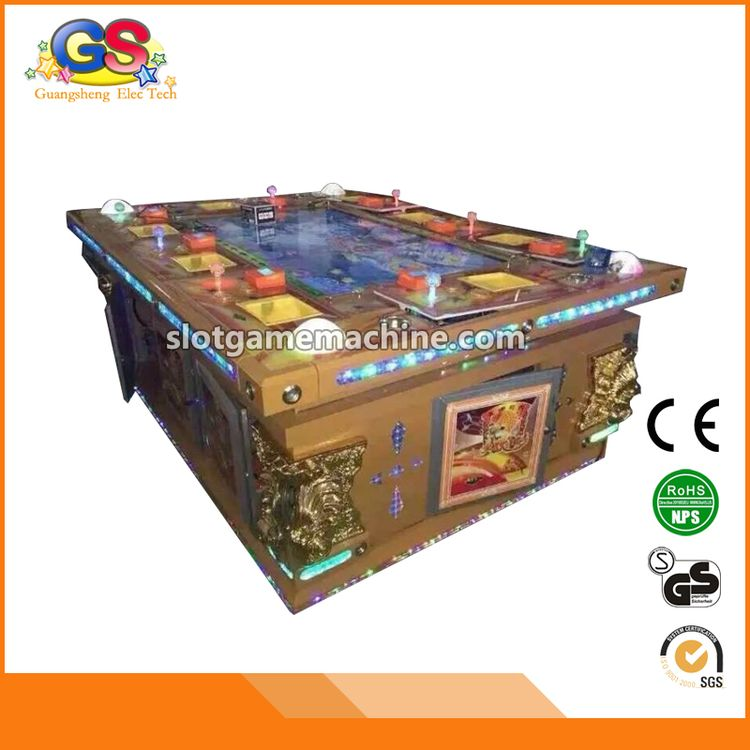 Casino Slot Gambling High Profit Percentage India Wholesale Arcade Fishing Electronic Games Lottery Machine for Sale Kids