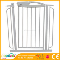 pet friendly baby gate/folding gate design / baby safety wooden gate