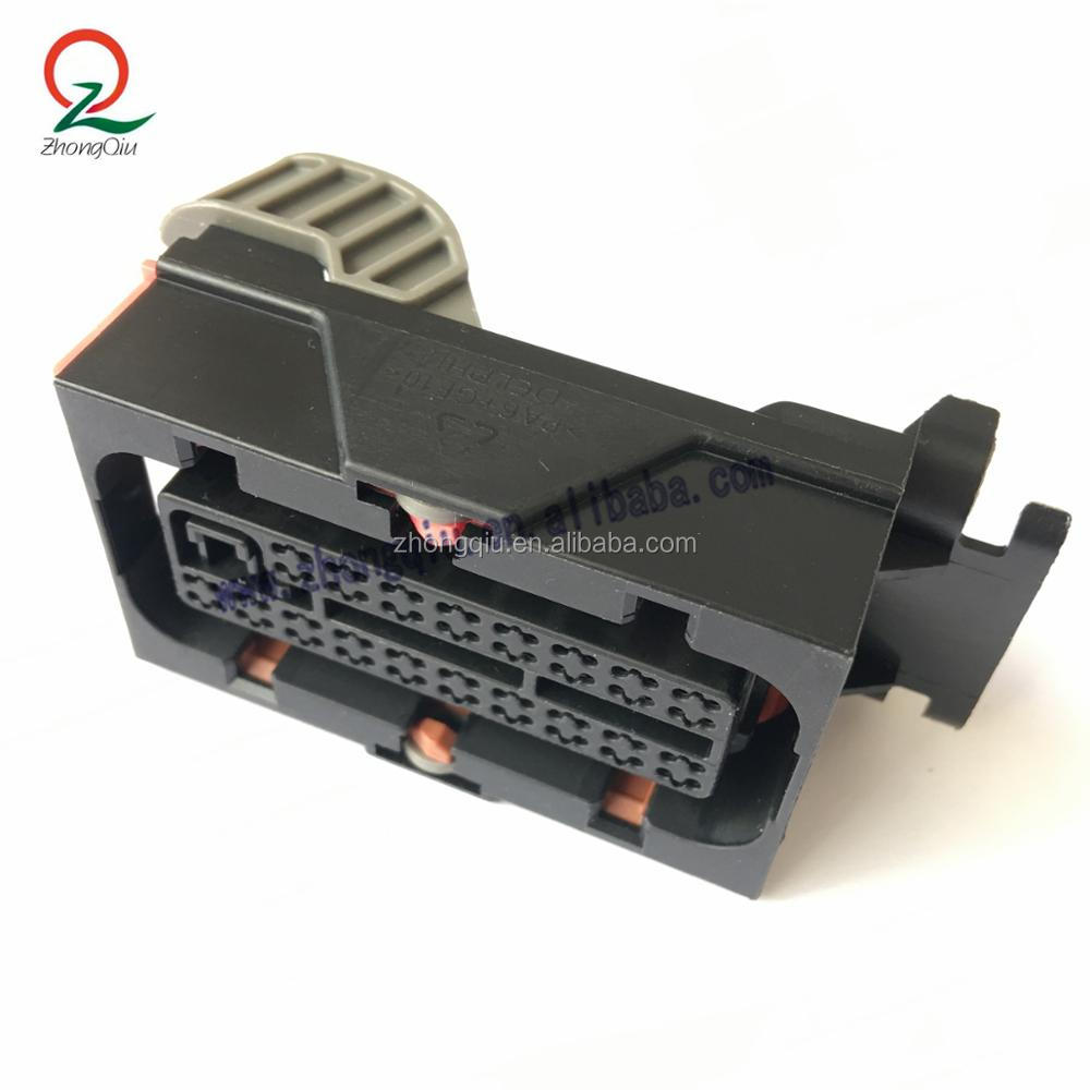 15452126 15357142 73 pin automotive engine ECU connector for auto wire harness