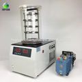 Benchtop Laboratory Heating Function Lyophilizer Freeze Dryer