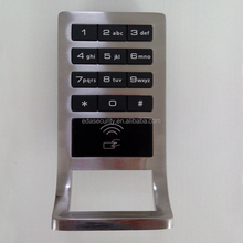 Smart RFID card electronic Twin & Two Person Lockers locks