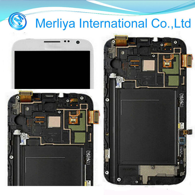 LCD & Touch Screen Digitizer Assembly for Samsung Galaxy Note 1 i9220 i317 N7000
