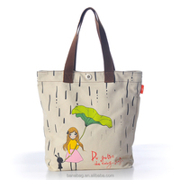 8848 fashionable cotton designer woman tote shopping bag