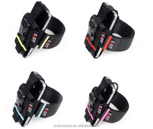Outdoor Running Sport Armband for iPhone 5S Case Gym Mobile Phone Arm Holder Cases