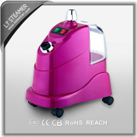 LT-8 Fuchsia Rose power 2200W new design competive price garment steamer