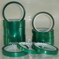 spray adhesive PET green tape yh-21