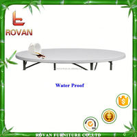 camping bracket folding table mini plastic folding table