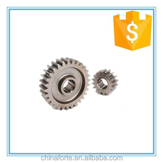 micro worm gear tricycle differential plastic wheels