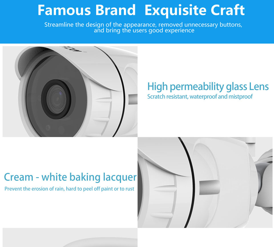 VStarcam C17S Wireless Security and ONVIF 1080P Mini Camera
