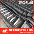 Wholesale Products sidewall cleated 90 degree conveyor belt