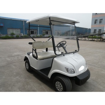 Quality assured single seat electric mini golf cart
