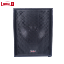 "Bass passive 650W 1200W 18"" 18 inch subwoofer speaker box"