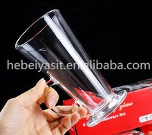 2016 hot sale crystal glassware/glass cup direct from factory