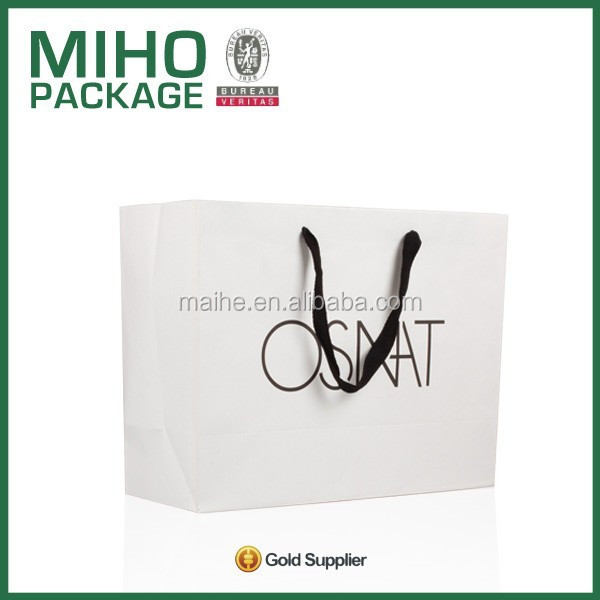 High Quality C2S Coated Art Laminated Paper Bag