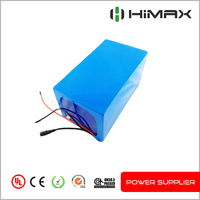 hot sale 13s4p electric vehicle rechargeable battery pack li-ion 48v 12ah