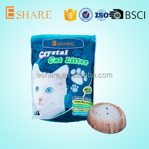 Best silicone cat litter for odor control and manufacturers