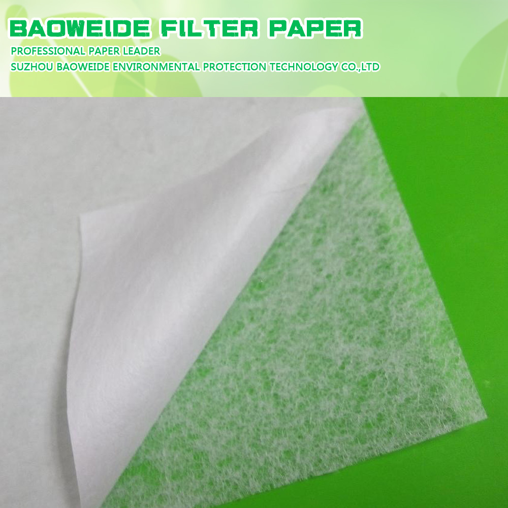 China factory supply 80gsm filter paper for grinding machine hot sale