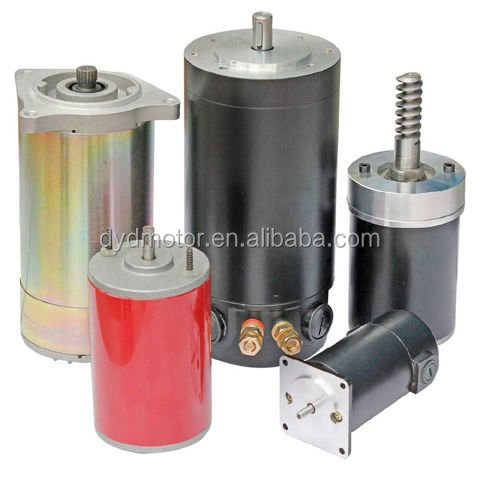Permanent Magnet DC Motors with Planetary/Worm/Right Angle/Spur Gearbox